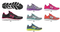 Under Armour Womens Micro G Assert V Running Shoes