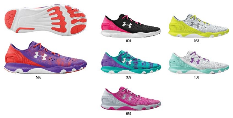 under armour high tops shoes for girls