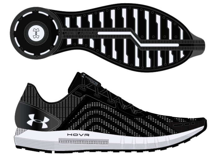 low priced 62f01 84554 Under Armour Mens Hovr Sonic 2 Running Shoes 3021586