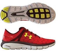 Under Armour Mens SpeedForm Fortis Running Shoes