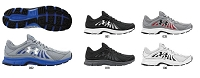 Under Armour Mens Dash Running Shoes