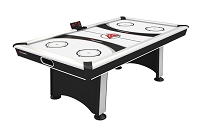 Escalade Sports Atomic Blazer 7' Air Hockey Table