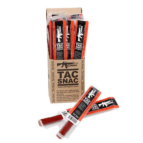CMMG, Inc Tac Snack, Habanero, 12-Pack