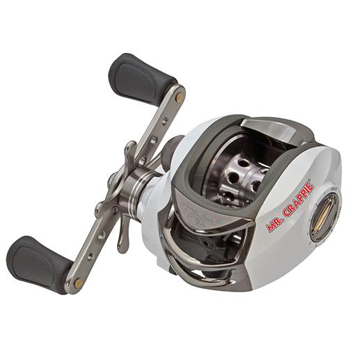 Lews Fishing MC1HSDC,MC SD Baitcast Reel (Clam Pack)