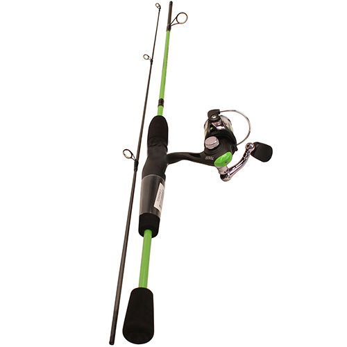 lews fishing tds5046 2 trout daddy spinning combo