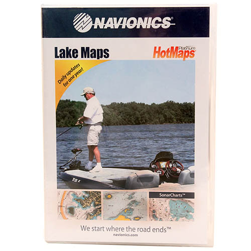 Navionics HotMaps Platinum  South