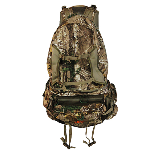Alps mountaineering outdoor z pathfinder 2700cu in ap camo for Ap fishing backpack