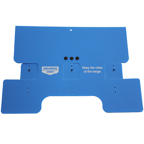 Birchwood Casey Sharpshooter Range Target Holder (blue