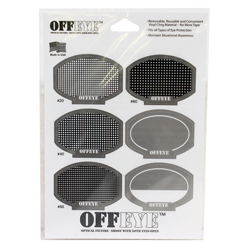 Birchwood Casey Off-Eye Optical Lens Filters Asrt Fit Kit