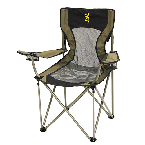 Browning Camping Grizzly Chair Kh Cl