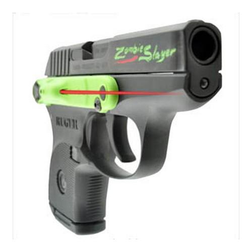 Laserlyte Ruger Lcp Side Mount Laser: LaserLyte Side Mt LCP Laser Kel-Tec Rug 380 GrnBdy