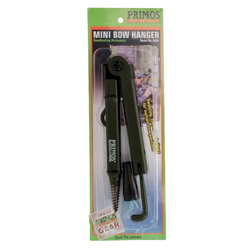 Primos mini bowhanger folded 8 extended 14 for Mini crossbow fishing