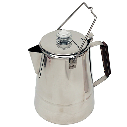 Stansport SS Percolator Coffee Pot 14 Cup