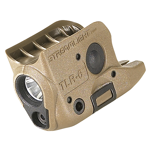 Streamlight TLR-6 (GLOCK 42/43)-Flat Dark Earth Brown