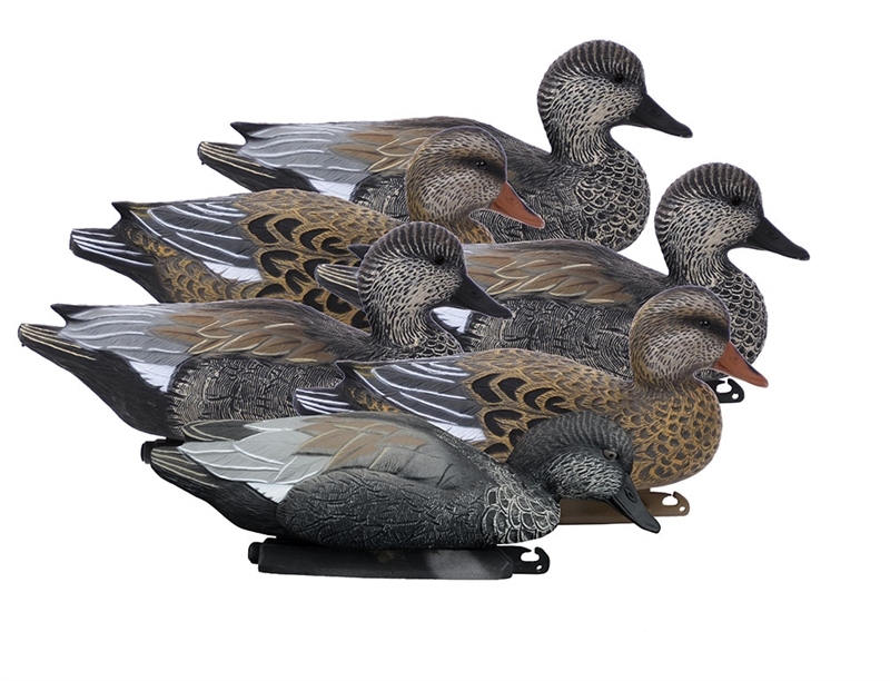 Higdon Decoys Battleship Gadwall - Foam Filled 16914
