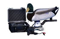 Higdon Swimmer Mallard Fully Flocked Drake 12V