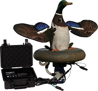Higdon Splashing Flasher 2 Mallard Drake 12V