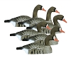 Higdon Decoys Full Size Half Shell - Speck