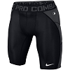 Nike Pro Combat Hyperstrong Heist Sliding Compression Shorts - Black -3XL