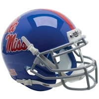 Schutt Mississippi Rebels XP Replica Alternate 1
