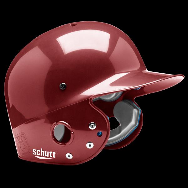 Digital Camo Aqua Tech Schutt Batting Helmet