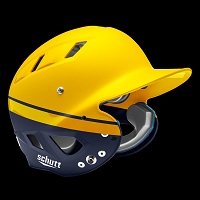 Schutt Air Maxx T 4.2 Batter's Softball Helmet