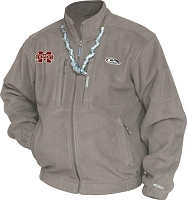 Drake Mississippi State Layering Coat - Gray - Size Large
