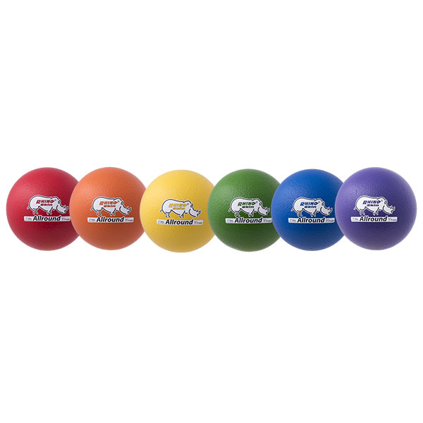 Champion 7 Inch Rhino Skin Medium Bounce Allround Set