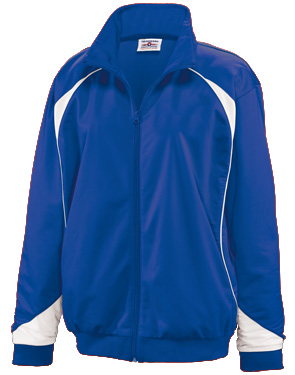 Teamwork Athletic Womens Prime Warmup Jacket