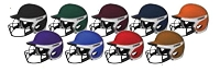Worth Liberty Away Fastpitch Batting Helmet with Black Wire Guard Facemask