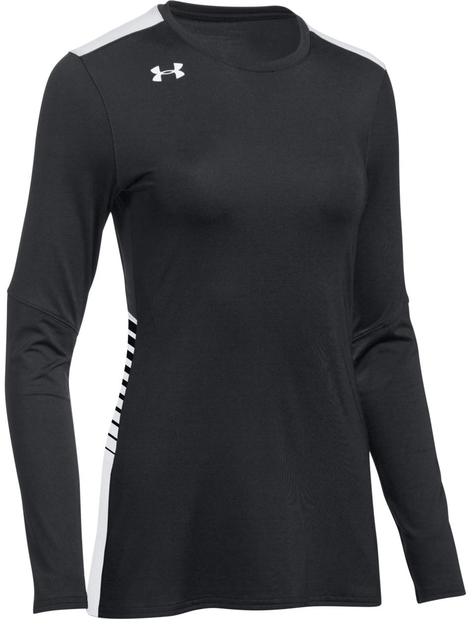 50f338b556a Under Armour Womens Endless Power Long Sleeve Volleyball Jersey 1305164