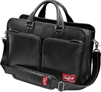 Rawlings Heart of Hide Black Briefcase