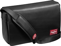 Rawlings Heart of Hide Black Messanger Bag
