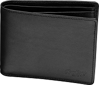 Rawlings Heart of Hide Black Wallet