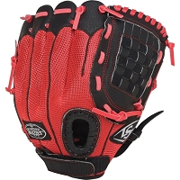 Louisville Slugger Genesis Youth 10.5'' Scarlet Baseball Glove