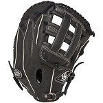 Louisville Slugger 13'' Pro Flare Black First Base Mitt