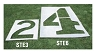 Athletic Specialties 3ft Football Stencil Kits