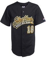 Teamwork Athletic Adult Home Run Full Button Pro Weight Polyester Jersey