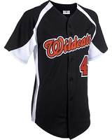 Teamwork Adult Clutch Full Button Baseball Jersey