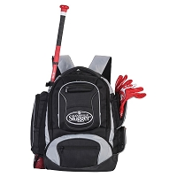 Louisville Slugger Clubhouse Collection Back Pack EBCCBP5-BK