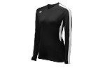 Mizuno Womens Techno Volley IV Long Sleeve Volleyball Jersey
