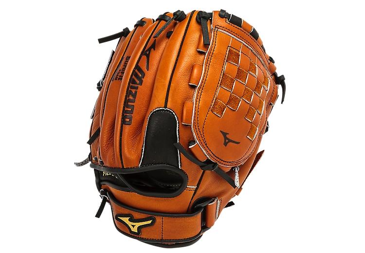 Youth Baseball Glove Leather : Mizuno prospect  gpl y leather glove
