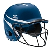 Mizuno MVP Series S/M Fastpitch Softball Batting Helmet With Mask