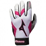 Mizuno Youth Finch Womens Fastpitch Batting Glove