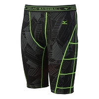 Mizuno Hazard Adult Baseball Sliding Shorts