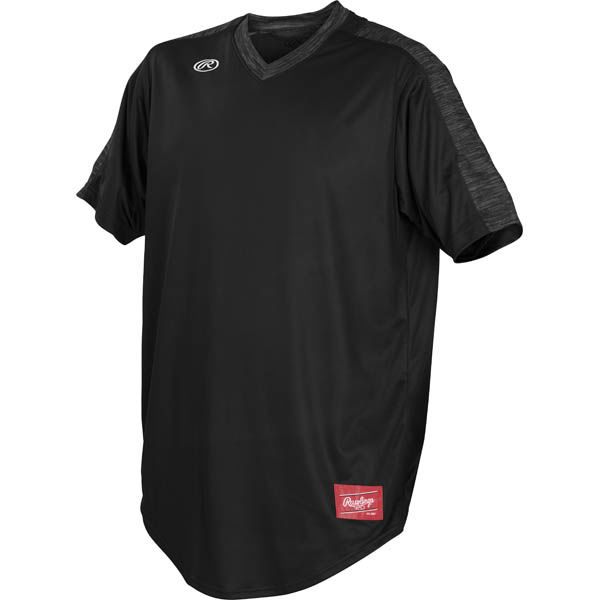 Rawlings Youth Short Sleeve Launch Jersey