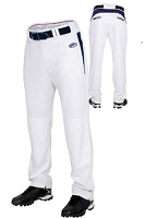 Rawlings Adult Plated V-Notch Pro Pant w/ Accent Waist Inserts