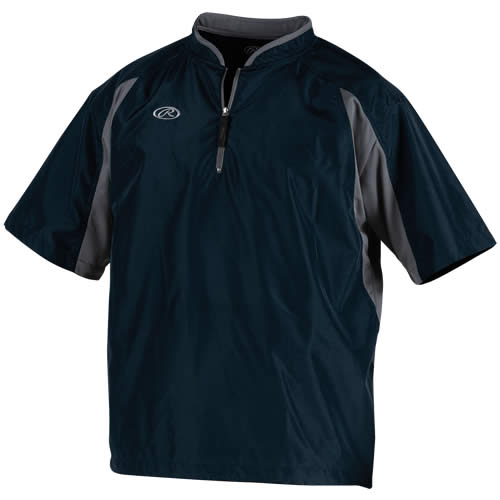 Rawlings Youth Short Sleeve Cage Jacket