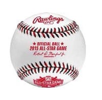 Rawlings Official All Star Game On-Field MLB Baseballs