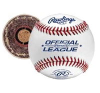 Rawlings Flat Seam Official League EIT Advanced Baseball